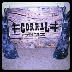 Corral woman's boots